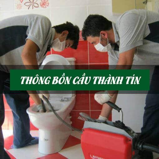 Dịch vụ thông tắc toilet Đà Nẵng